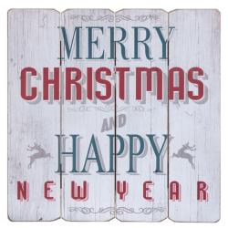 Tabliczka świąteczna rustykalna