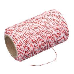 Sznurek biało-czerwony KC