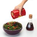 Zestaw do octu i oliwy 'chemik'