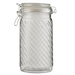 Pojemnik szklany wysoki