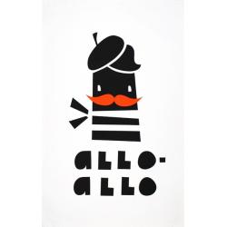 Ręcznik Allo Allo