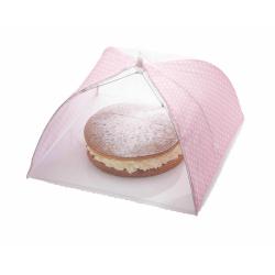 Przykrywka do ciasta różowa