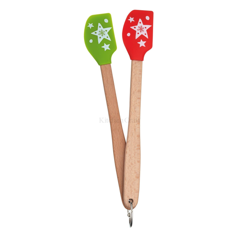 Zestaw szpatułek Santa (2 szt)
