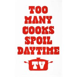 Ręcznik Too many cooks