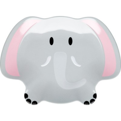 Talerz -  słonik
