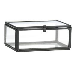 Pudełko szklane