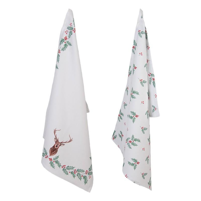 Zestaw ręczników świątecznych
