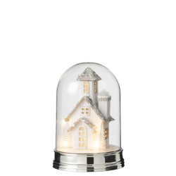 Dekoracja domek LED