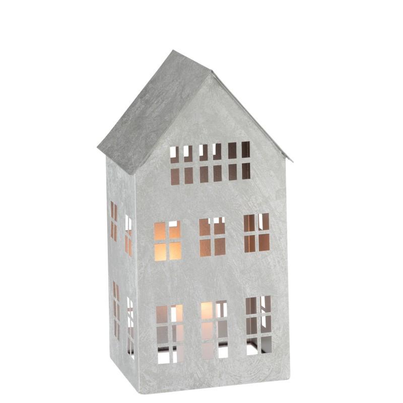Świecznik - domek 37cm