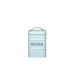 Pojemnik na cukier: niebieski
