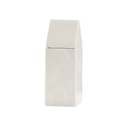 Porcelanowy pojemnik - domek