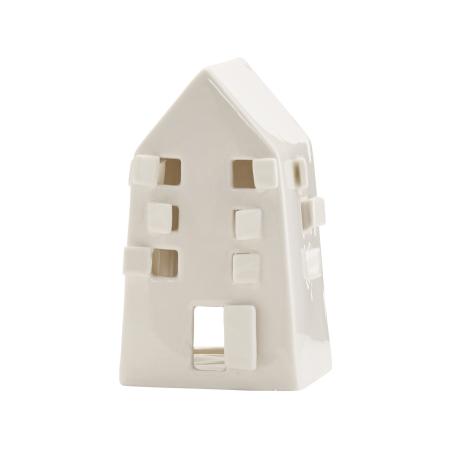 Porcelanowy domek na tealighty Madam Stoltz