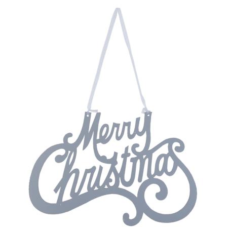 Dekoracja wisząca Merry Christmas