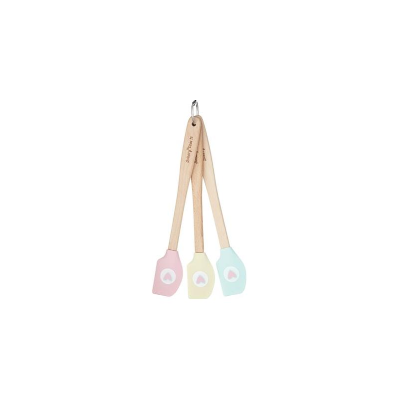 Pastelowe szpatułki (3 szt)