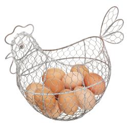 Druciana kura na jajka - rustykalna