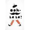 Zestaw ręczników Vive la France