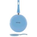 Patelnia ceramiczna niebieska Katie Alice