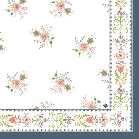 Serwetki papierowe Flowers