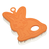 Foremka do ciastek - królik 3D
