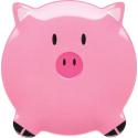 Talerz - świnka